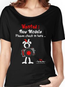 Red - The New Guy - Wanted : New Models .. Women's Relaxed Fit T-Shirt