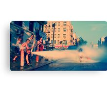 Caliente Canvas Print
