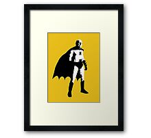 Supermies Mies Van der Rohe Architecture T-shirt Framed Print