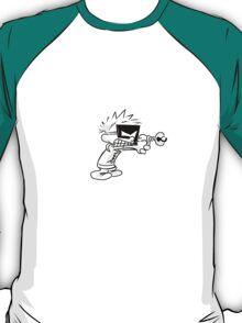 Space Man Spiff T-Shirt