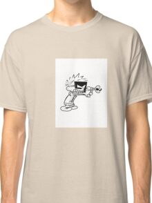 Space Man Spiff Classic T-Shirt