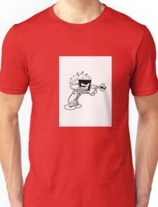 Space Man Spiff Unisex T-Shirt