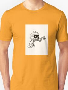 Space Man Spiff T-Shirt