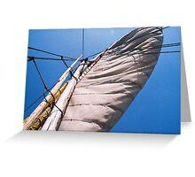 Sky&Sail Greeting Card