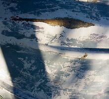 Upside down boat by Stephen Denham