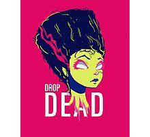 Elizabeth - Drop Dead Photographic Print