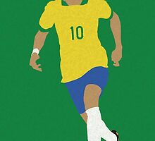 Neymar Jr. by Kailey Slemp