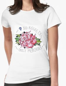 No regrets, only memories. T-Shirt
