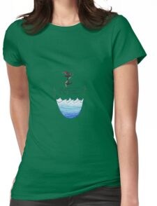 Ad inchiodare stelle... Womens Fitted T-Shirt