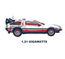 1.21 gigawatts by whatsupmrbid