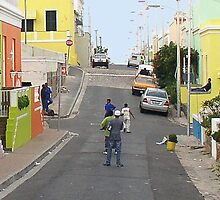 Colourful lives of the Bo Kaap by Carisma