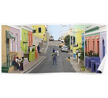 Colourful lives of the Bo Kaap Poster