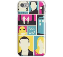 Doctor Who - The Ninth Doctor iPhone Case/Skin