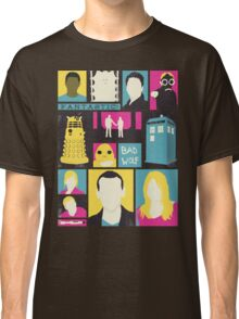 Doctor Who - The Ninth Doctor Classic T-Shirt