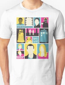 Doctor Who - The Ninth Doctor Unisex T-Shirt