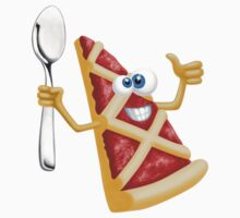 Funny pizza! T-Shirt