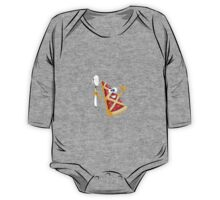 Funny pizza! One Piece - Long Sleeve