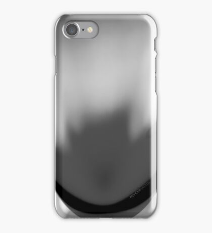 Psychmaster Ride BW iPhone Case/Skin