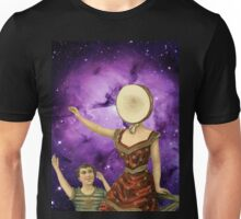 In the Nebula Over the Sea Unisex T-Shirt