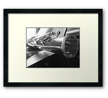 Other end Framed Print