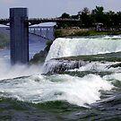 Summertime at Niagara Falls by Nori Bucci