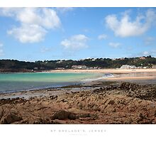 St Brelades Bay, Jersey by Andrew Roland