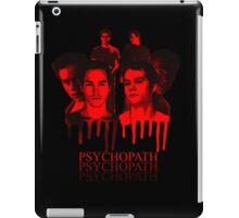 Kai Parker And Stiles Stilinksi - Teen Wolf And The Vampire Diaries iPad Case/Skin