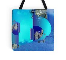 REMOTE PLANET Tote Bag