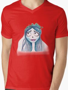 Corpse bride Mens V-Neck T-Shirt