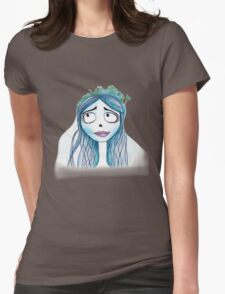 Corpse bride Womens Fitted T-Shirt