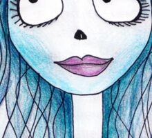Corpse bride Sticker