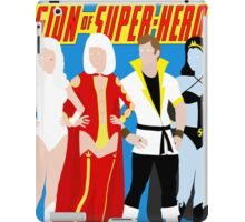 Legion of Super-Heroes Minimal 4 iPad Case/Skin