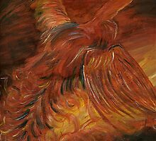 Phoenix Rising by Sherry Daws