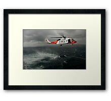 The Hiliner Framed Print