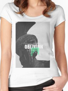 Oblivion Women's Fitted Scoop T-Shirt