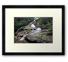 Katooma Falls Framed Print