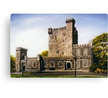Knappogue Castle, county Clare, Ireland Canvas Print