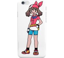 May the Pokemon Coordinator iPhone Case/Skin