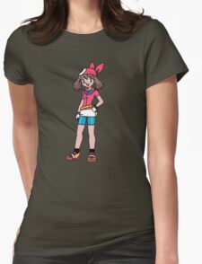May the Pokemon Coordinator Womens Fitted T-Shirt