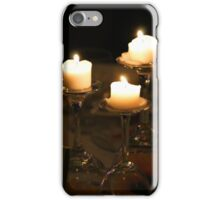 candle light iPhone Case/Skin