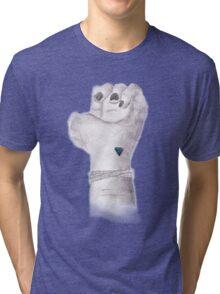 Diamond. Tri-blend T-Shirt