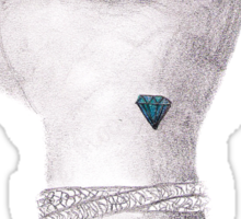 Diamond. Sticker