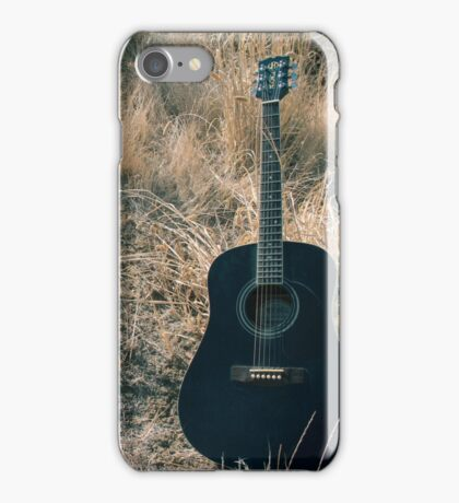 The hills are alive with the sound of music iPhone Case/Skin
