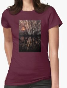 Misty Mystery Womens Fitted T-Shirt