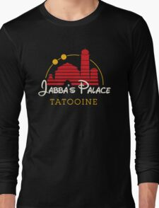 Jabba's Palace (dark version) Long Sleeve T-Shirt