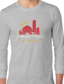 Jabba's Palace (dark version) Long Sleeve T-Shirt