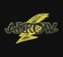 Arrow and Flash cross-over Tv Series  by skyflamable