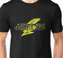 Arrow and Flash cross-over Tv Series  Unisex T-Shirt