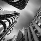 Lloyds Insurance London by MartinWilliams