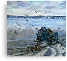 """Lahinch Beach, County Clare, Ireland"" Canvas Print"